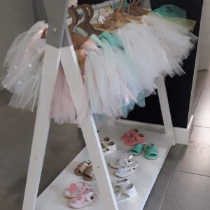 Kiddies Clothes Rail